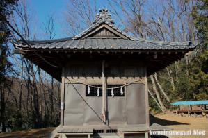 草花神社(あきる野市草花)9