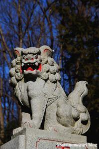 草花神社(あきる野市草花)11