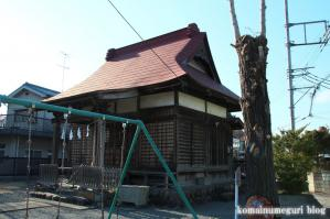 八幡神社(あきる野市平沢)3