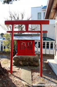 森山神社(あきる野市草花)9