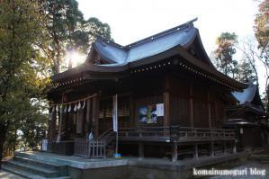 二宮神社(あきる野市二宮)7