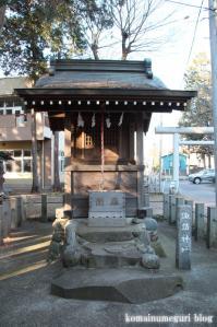 二宮神社(あきる野市二宮)14