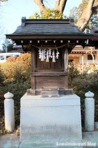 二宮神社(あきる野市二宮)17