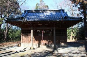 八幡宮(さいたま市岩槻区古ヶ場)7