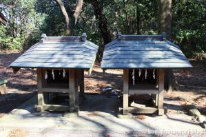 八幡宮(さいたま市岩槻区古ヶ場)12