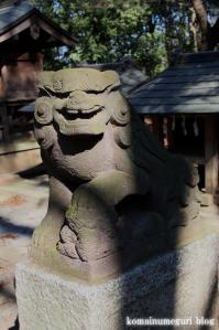 八幡宮(さいたま市岩槻区古ヶ場)15