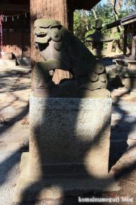 八幡宮(さいたま市岩槻区古ヶ場)14
