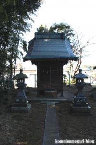 十二天神・月読神社(さいたま市岩槻区慈恩寺)42