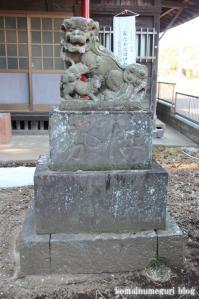 十二天神・月読神社(さいたま市岩槻区慈恩寺)26
