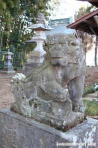 十二天神・月読神社(さいたま市岩槻区慈恩寺)31