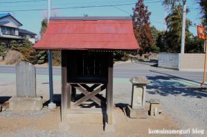徳力三社神社(さいたま市岩槻区徳力)8