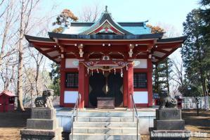 諏訪神社(さいたま市岩槻区諏訪)7