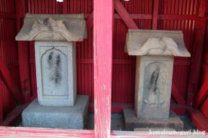 諏訪神社(さいたま市岩槻区諏訪)12