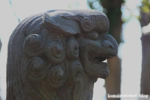 諏訪神社(さいたま市岩槻区諏訪)28