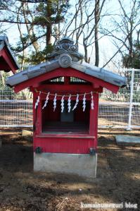 諏訪神社(さいたま市岩槻区諏訪)13