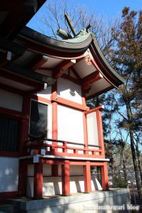 諏訪神社(さいたま市岩槻区諏訪)10