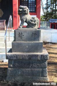 諏訪神社(さいたま市岩槻区諏訪)20