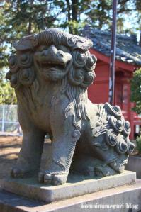 諏訪神社(さいたま市岩槻区諏訪)21
