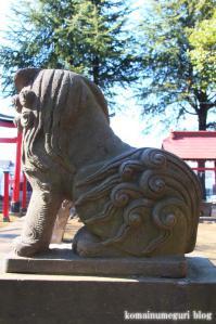 諏訪神社(さいたま市岩槻区諏訪)26