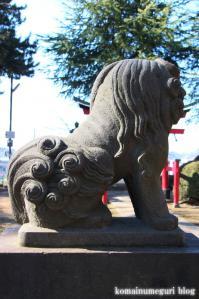 諏訪神社(さいたま市岩槻区諏訪)22