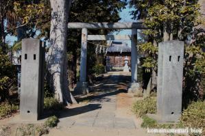 八幡神社(さいたま市岩槻区南辻)1