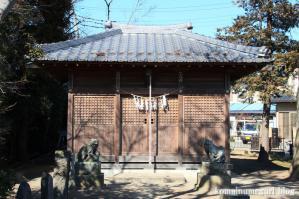 八幡神社(さいたま市岩槻区南辻)2