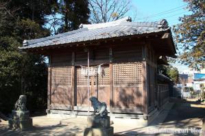 八幡神社(さいたま市岩槻区南辻)4