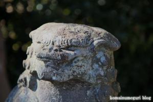 八幡神社(さいたま市岩槻区南辻)16