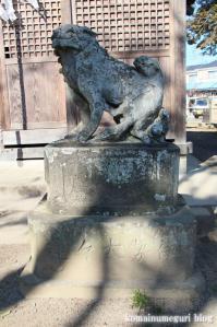 八幡神社(さいたま市岩槻区南辻)7