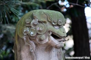久伊豆神社(さいたま市岩槻区宮町)16