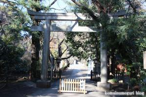 久伊豆神社(さいたま市岩槻区宮町)22