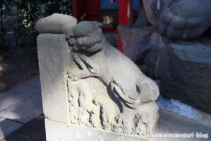 久伊豆神社(さいたま市岩槻区宮町)28