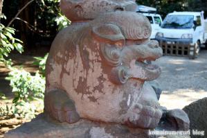 久伊豆神社(さいたま市岩槻区宮町)33