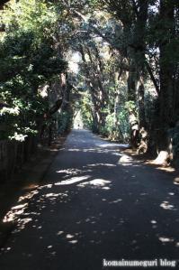 久伊豆神社(さいたま市岩槻区宮町)6
