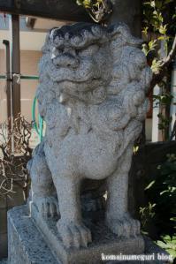 久伊豆神社(さいたま市岩槻区宮町)4
