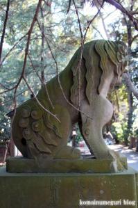 久伊豆神社(さいたま市岩槻区宮町)10