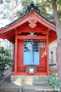 久伊豆神社(さいたま市岩槻区宮町)32
