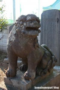 秋葉神社(さいたま市岩槻区仲町)10