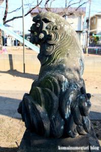 秋葉神社(さいたま市岩槻区仲町)12