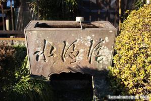 明戸天満宮(さいたま市岩槻区太田)4