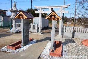 長宮香取神社(さいたま市岩槻区長宮)43