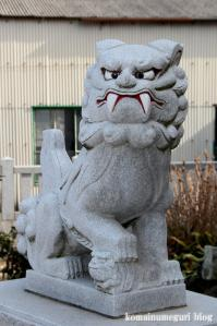 長宮香取神社(さいたま市岩槻区長宮)10