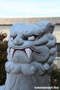 長宮香取神社(さいたま市岩槻区長宮)42