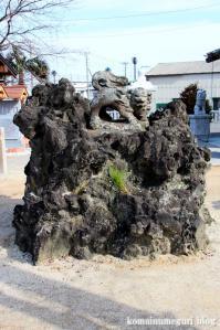 長宮香取神社(さいたま市岩槻区長宮)34