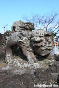 長宮香取神社(さいたま市岩槻区長宮)35