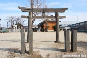 長宮香取神社(さいたま市岩槻区長宮)15