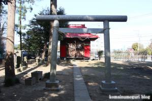 香取神社(さいたま市岩槻区増長)3