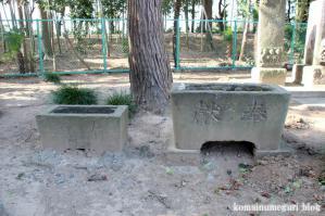 香取神社(さいたま市岩槻区増長)4