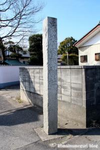 香取神社(さいたま市岩槻区増長)1