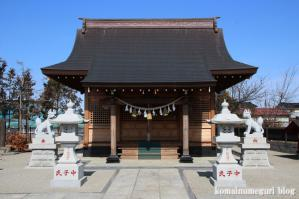 高曽根稲荷神社(さいたま市岩槻区高曽根)7